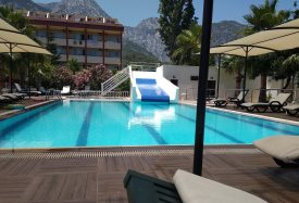 Ozer Park Hotel - Antalya Luchthaven transfer