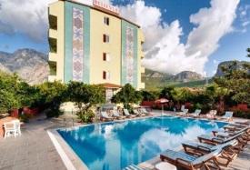 Hotel Belle Vue - Antalya Трансфер из аэропорта