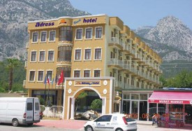 Adress Beach Hotel - Antalya Taxi Transfer