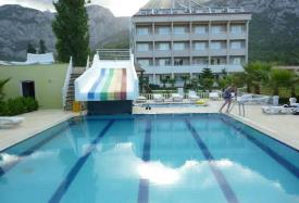 Santana Hotel Beldibi - Antalya Трансфер из аэропорта