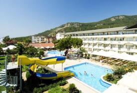 Aqua Belle Beach Hotel - Antalya Transfert de l'aéroport