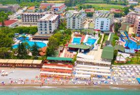 Lims Bona Dea Beach Hotel - Antalya Flughafentransfer