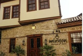 Minyon Hotel - Antalya Airport Transfer