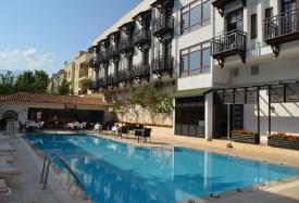 Melisa Moment Apart Hotel - Antalya Airport Transfer