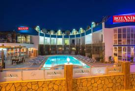 Botanik Felizya Hotel - Antalya Airport Transfer
