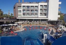 Istanbul Beach Hotel - Antalya Трансфер из аэропорта