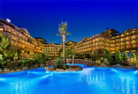 Avantgarde Luxury Resort Hotel - Antalya Taxi Transfer