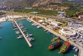 Alanya Marina - Antalya Airport Transfer