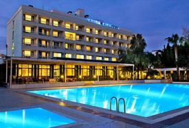 Grida City Hotel - Antalya Airport Transfer