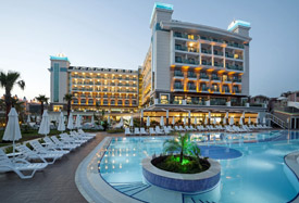 Luna Blanca Resort - Antalya Airport Transfer