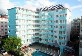 Bariscan Hotel - Antalya Taxi Transfer