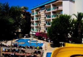 Erkaptan Hotel - Antalya Transfert de l'aéroport