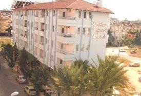 Sailor Apart Hotel - Antalya Transfert de l'aéroport