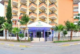 Kleopatra Sun Light Hotel - Antalya Flughafentransfer