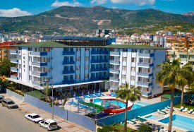 Enki Hotel - Antalya Taxi Transfer
