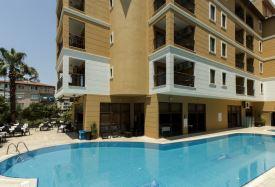 Kleopatra Togan Suit Hotel - Antalya Transfert de l'aéroport
