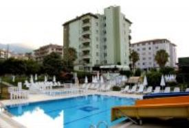 Green Park Apart Hotel - Antalya Taxi Transfer