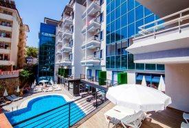 Ramira City Hotel - Antalya Трансфер из аэропорта