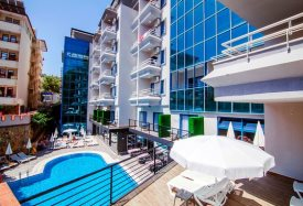 Ramira City Hotel - Antalya Transfert de l'aéroport