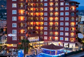 Villa Moon Flower Aparts & Suites - Antalya Luchthaven transfer