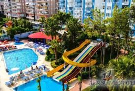 Ark Apart Hotel - Antalya Transfert de l'aéroport