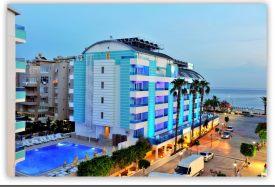 Mesut Hotel - Antalya Luchthaven transfer