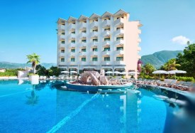 Sunshine Hotel - Antalya Трансфер из аэропорта