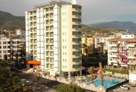 Okan Tower Apart Hotel - Antalya Transfert de l'aéroport