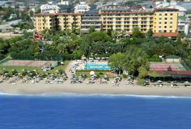 MC Mahberi Beach Hotel - Antalya Airport Transfer