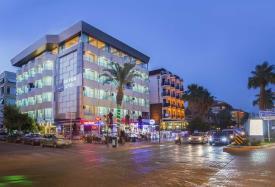 Alanya Buyuk Hotel - Antalya Трансфер из аэропорта