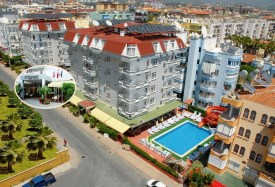 Alanya Risus Park Hotel - Antalya Трансфер из аэропорта