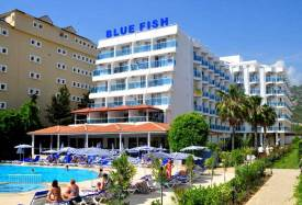 Blue Fish Hotel - Antalya Airport Transfer