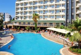 Asrin Beach Hotel - Antalya Трансфер из аэропорта