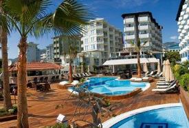 Savk Hotel - Antalya Airport Transfer