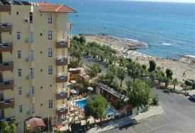 Monart Luna Playa Hotel - Antalya Airport Transfer