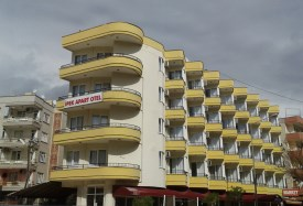 Ipek Apart Hotel - Antalya Taxi Transfer