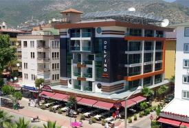 Delfino Hotel - Antalya Taxi Transfer