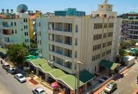 Glaros Hotel - Antalya Taxi Transfer
