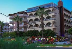Hotel Wien - Antalya Transfert de l'aéroport