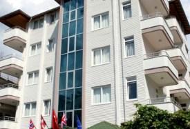 Sempati Apart Hotel - Antalya Трансфер из аэропорта