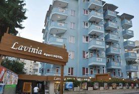 Lavinia Apart & Hotel - Antalya Taxi Transfer