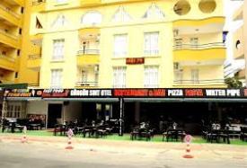Gungor Suit Hotel - Antalya Transfert de l'aéroport