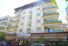 Gurses Apart Hotel - Antalya Airport Transfer