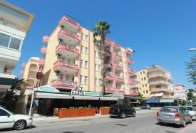 Elegant Baronessa Apart Hotel - Antalya Transfert de l'aéroport