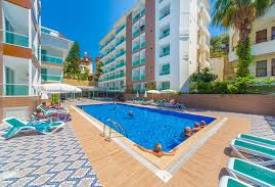 Kleopatra Atlas Hotel - Antalya Transfert de l'aéroport