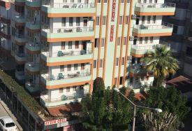 Kleopatra Aydin Hotel - Antalya Transfert de l'aéroport