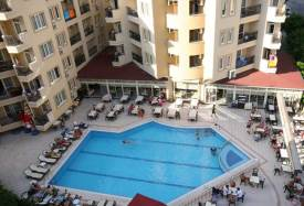 Kleopatra Royal Palm Hotel - Antalya Flughafentransfer