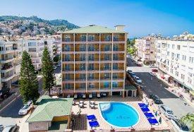 Wasa Hotel - Antalya Transfert de l'aéroport