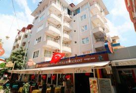 Kleopatra Bavyera Hotel - Antalya Transfert de l'aéroport