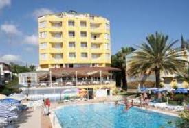 Aska Baran Hotel - Antalya Transfert de l'aéroport